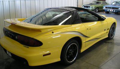 2002 Pontiac Trans Am Final Edition